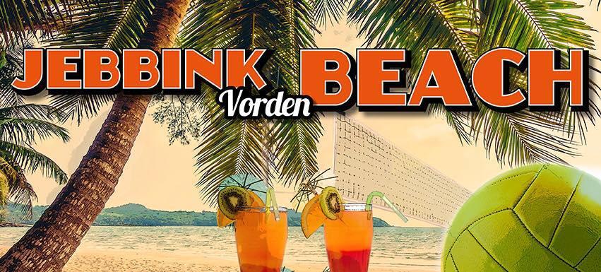 Jebbink Beach 8 en 9 juli