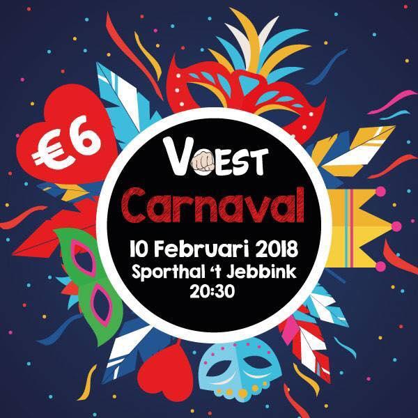 Voest Carnaval 2018